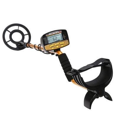 NALANDA Metal Detector, 18khz Treasure Hunters Gold Finder with 5 Detection Modes Adjustable Sensitivity and Submersible Search Coil